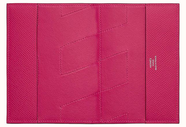 Hermes H Tag Passport Holders