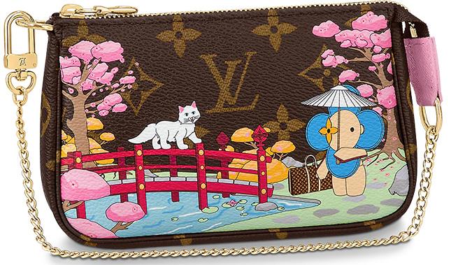 Louis Vuitton Vivienne Accessory Collection