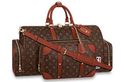 Louis Vuitton x NBA KeepAll Trio Pocket Bag thumb