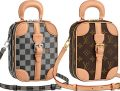Louis Vuitton Vertical Mini Luggage Bag